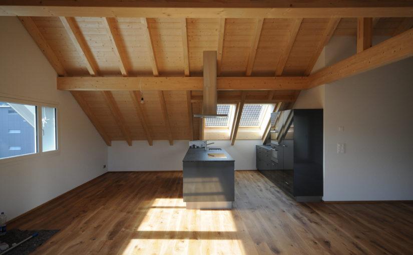 Ausbau Dachgeschoss, Belp