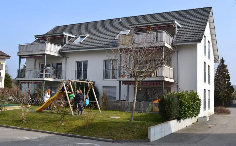 Neubau 6-Familienhaus, Belp