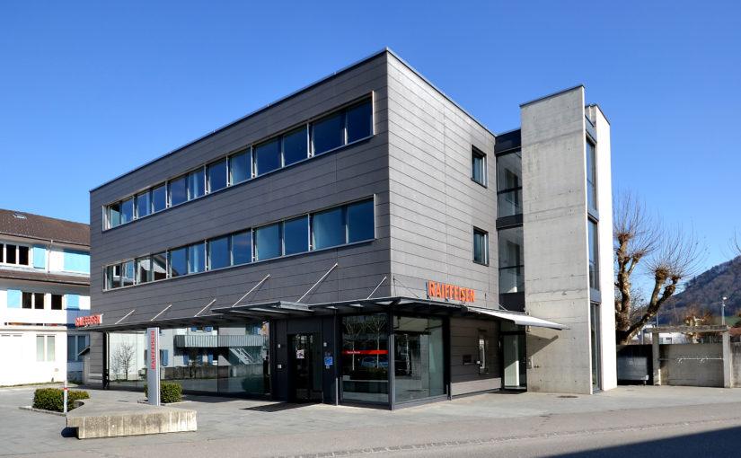 Neubau Bankgebäude, Belp