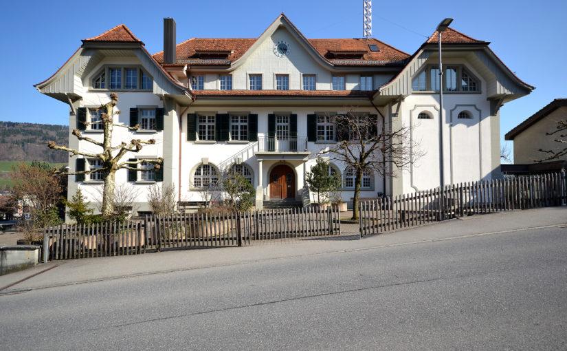 Sanierung Schulhaus, Toffen